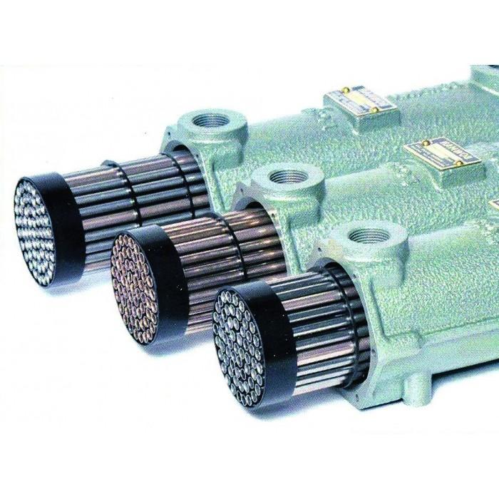 Теплообменник BOWMAN купроникель, 70 кВт