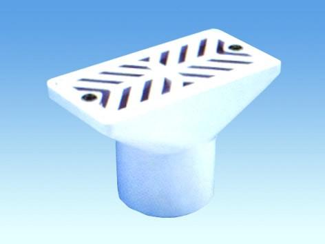 Дренаж лотка перелива из ABS-пластика