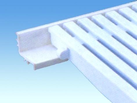 Профиль решетки опорный из ABS-пластика