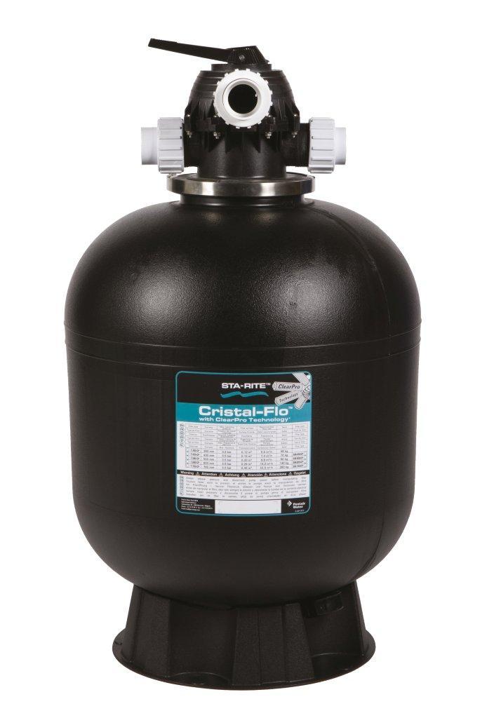Фильтровальная емкость Pentair Cristal-Flo 13