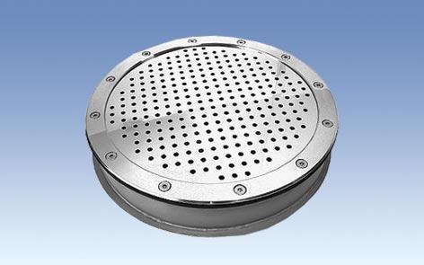 Панель гейзера круглая, 320 мм, для пленочного бассейна