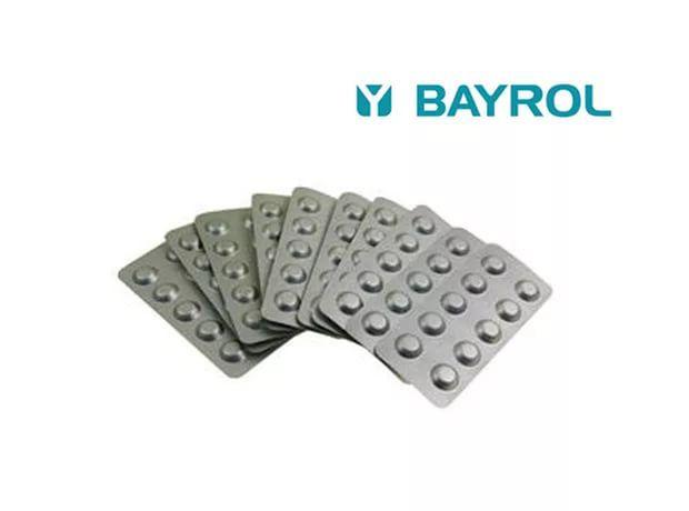 BAYROL Таблетки для фотометра DPD1 - Свободный хлор, 10 шт