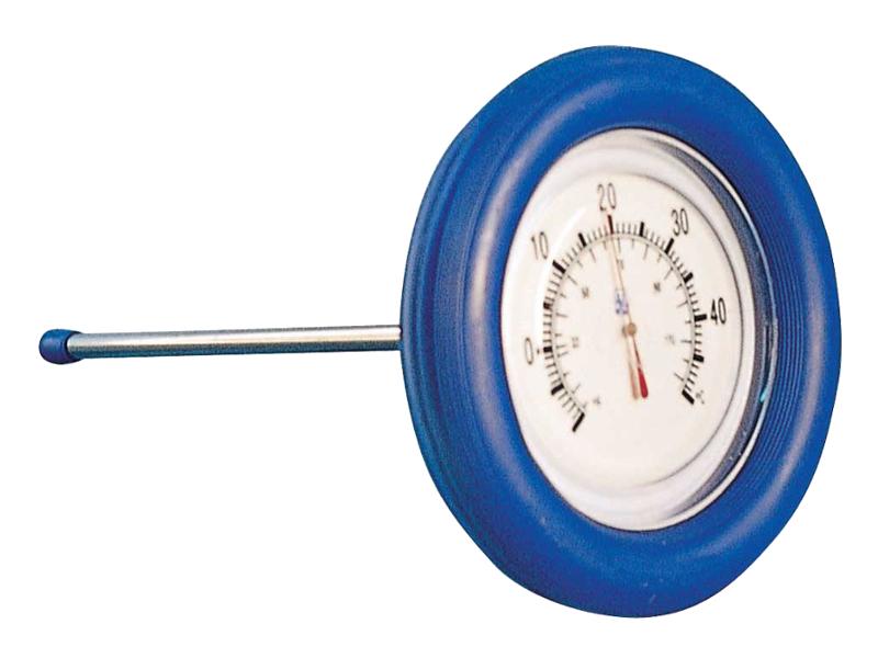 Термометр круглый плавающий
